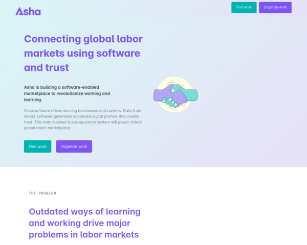 http://www.asha.io