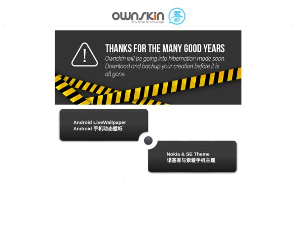 http://www.ownskin.com