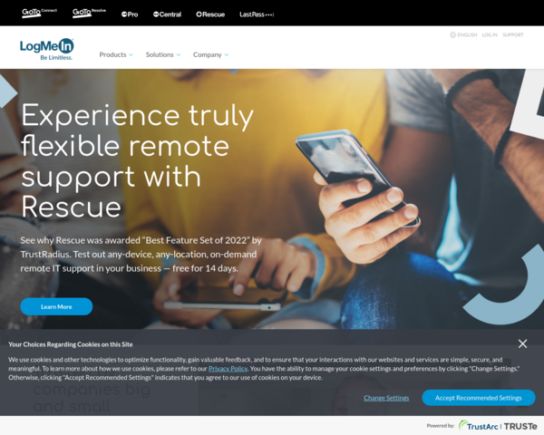 http://secure.logmein.com