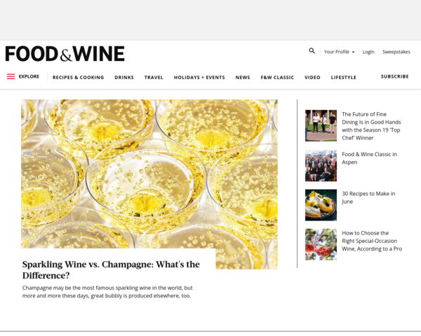 http://www.foodandwine.com