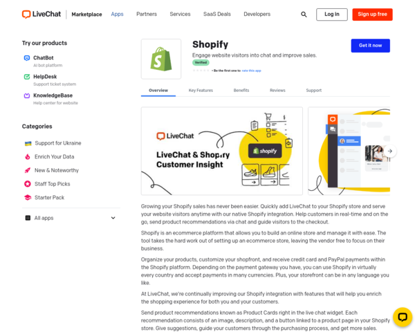 https://www.livechat.com/marketplace/apps/shopify-live-chat/