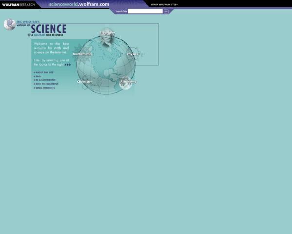 http://scienceworld.wolfram.com