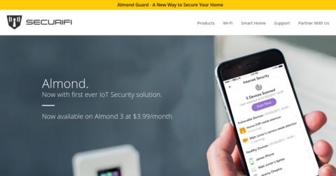 Almond Internet Security