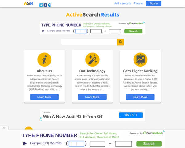 http://www.activesearchresults.com