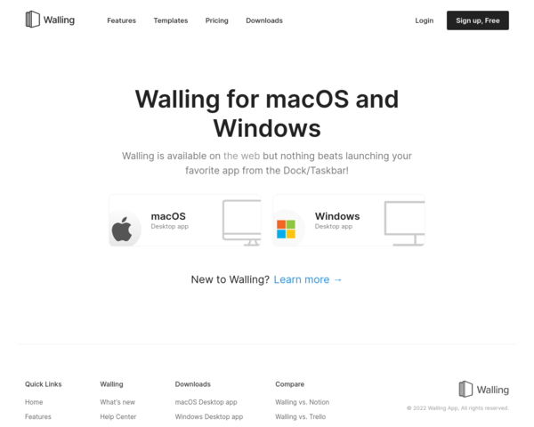 https://walling.app/desktop-app