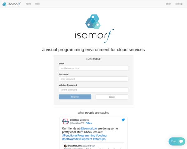 http://isomorf.io