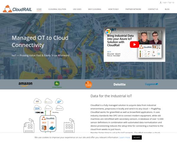 http://www.cloudrail.com