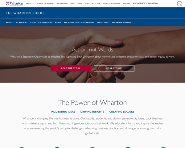 http://www.wharton.upenn.edu