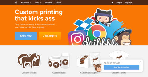 Sticker Mule Now