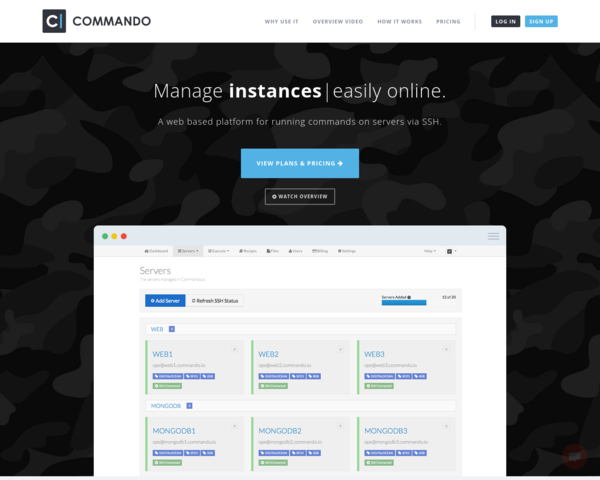 https://commando.io