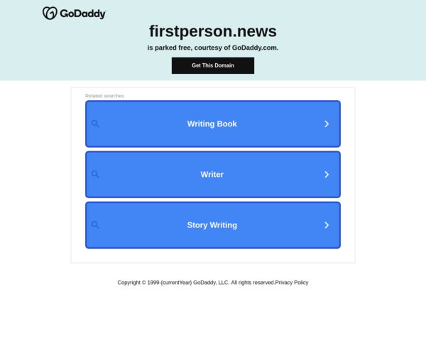 http://firstperson.news