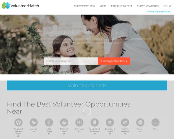 http://www.volunteermatch.org