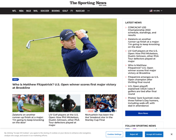 http://www.sportingnews.com