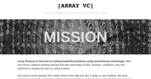 [Array] Podcast