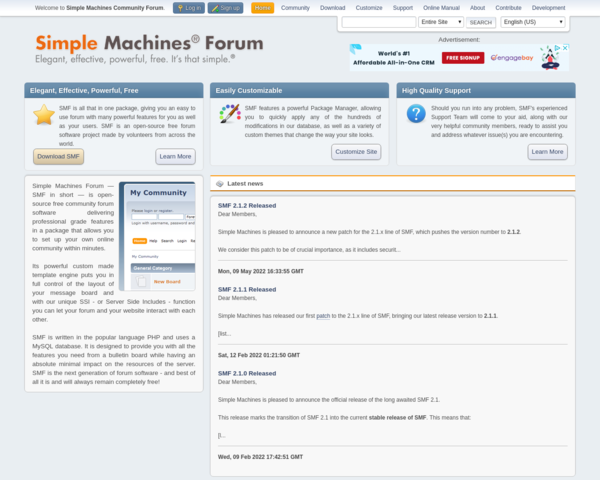 http://www.simplemachines.org