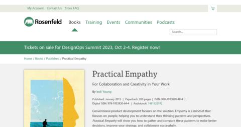 Practical Empathy