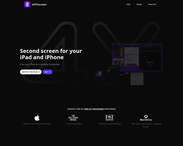 https://shiftscreen.app/