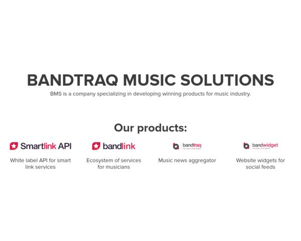 http://bandtraq.com