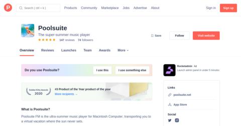 Poolside FM v2.0
