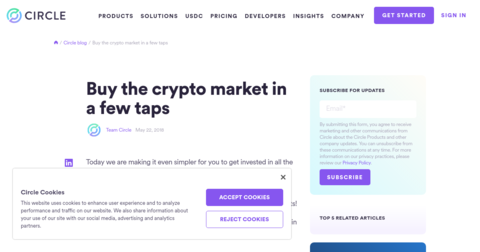 Buy the Market, from Circle