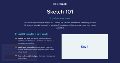Sketch 101 by Designlab