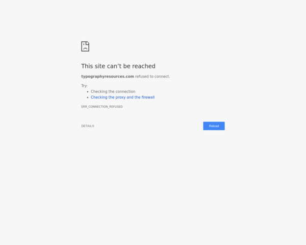https://typographyresources.com/