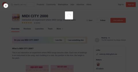 MIDI CITY 2000