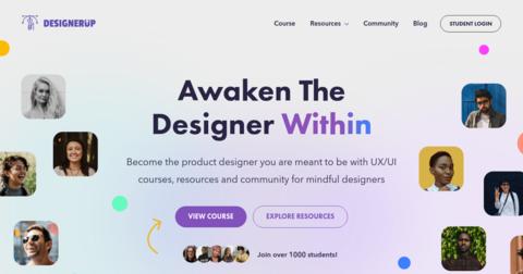 DesignerUp