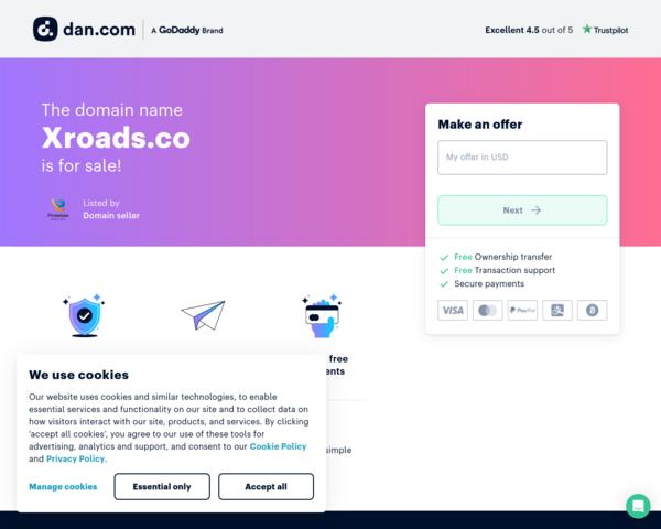 http://xroads.co