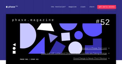 Phase Magazine