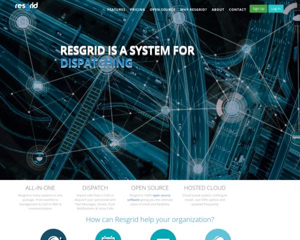 http://resgrid.com
