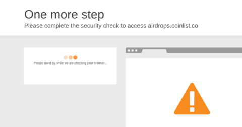 Airdrops by CoinList