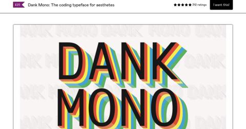 Dank Mono