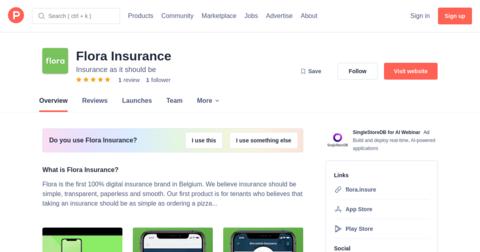 Flora Insurance