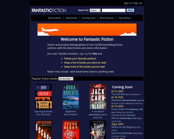 http://www.fantasticfiction.co.uk