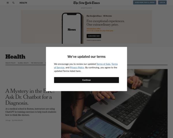 http://health.nytimes.com