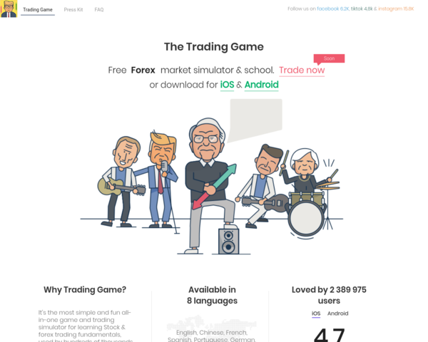 http://financeillustrated.com/tradinggame/