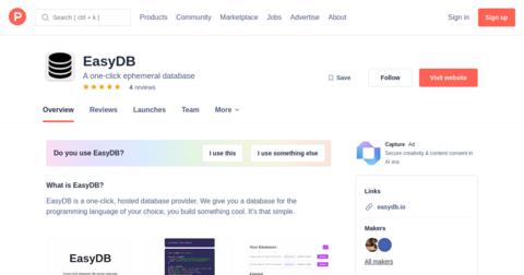 EasyDB