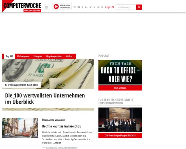 http://www.computerwoche.de