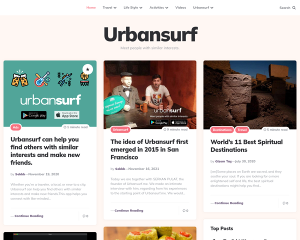 https://blog.urbansurf.me/
