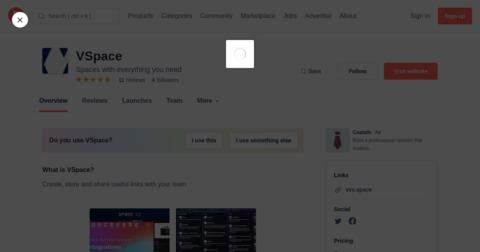 VSpace 2.0