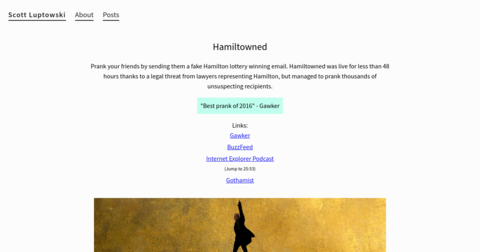 Hamiltowned