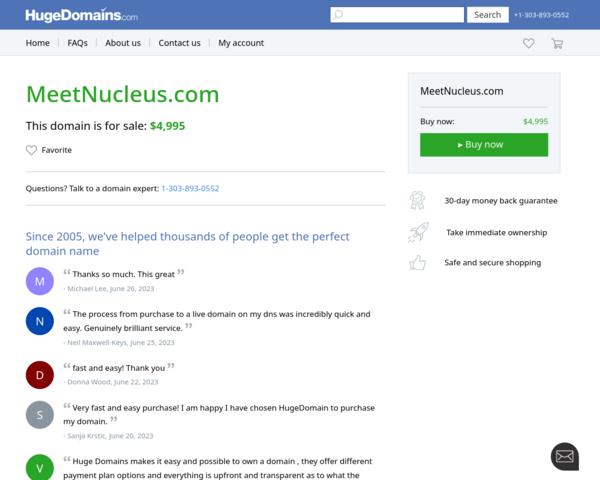 http://www.meetnucleus.com