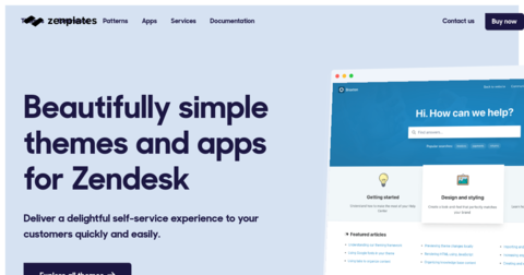 Zenplates for Zendesk