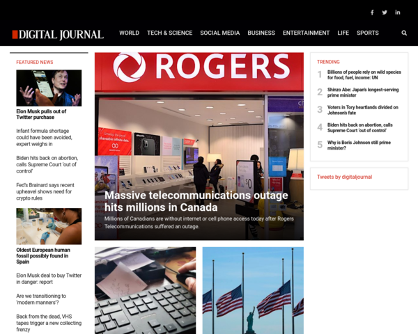 http://www.digitaljournal.com