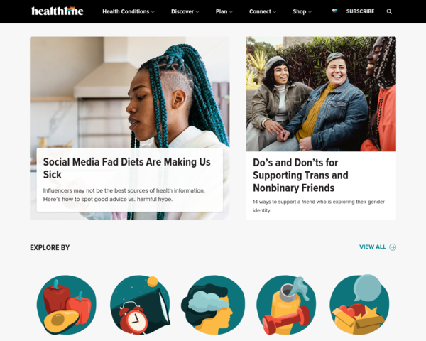 http://www.healthline.com