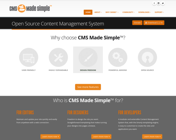 http://www.cmsmadesimple.org