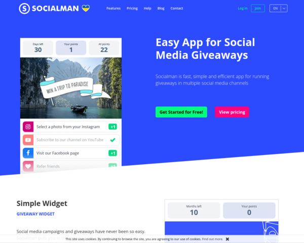http://socialman.net