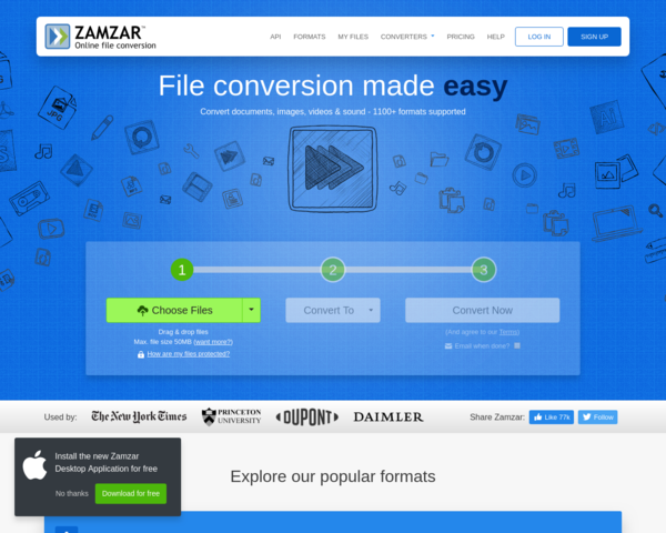 http://www.zamzar.com