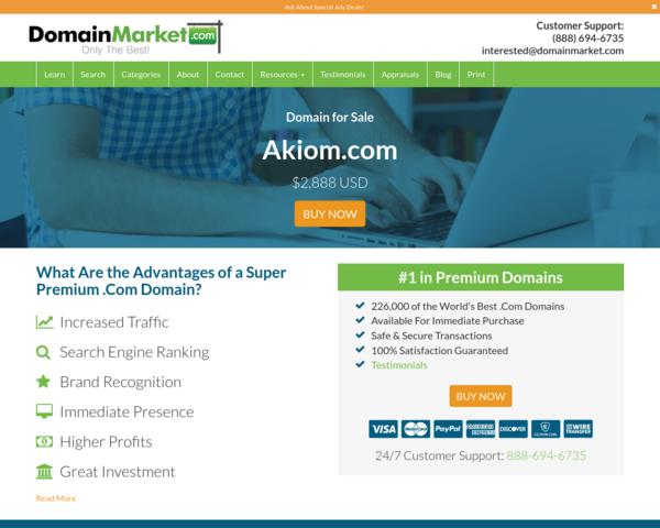 http://akiom.com